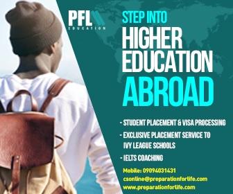higher education jobs