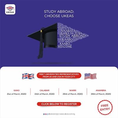 Attend the UKEAS Study Tour in Your City! - Meet us at Kano, Calabar, Warri, Awka 1